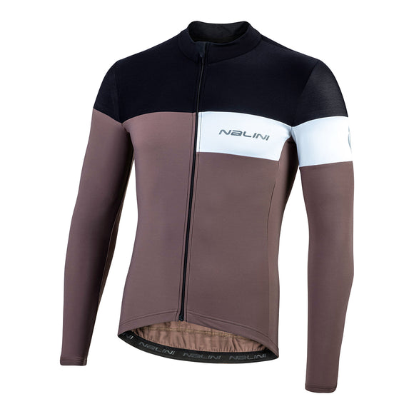 2020 Nalini CORSA Long Sleeve Jersey - Black