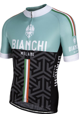 Bianchi Cycling Jersey for Summer