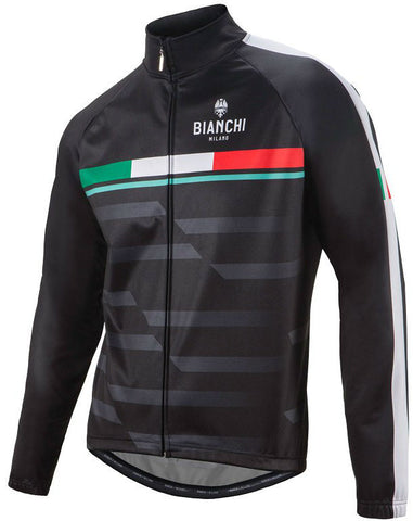 2018 Bianchi-Milano PRIORA Wind Thermal Jacket