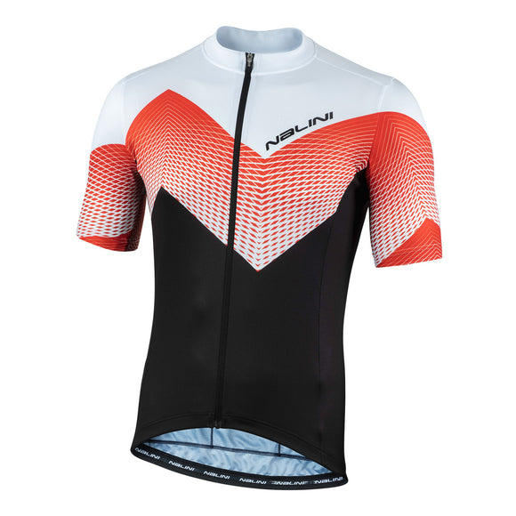 2020 Nalini Atlanta 1996 SS Jersey - Black/Red