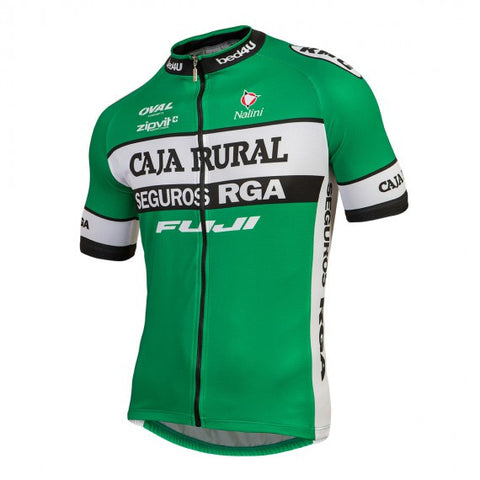 CAJA RURAL Team Replica SS Jersey 2017