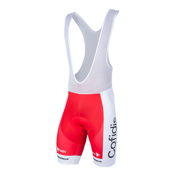 Team Cofidis Replica Bib Shorts