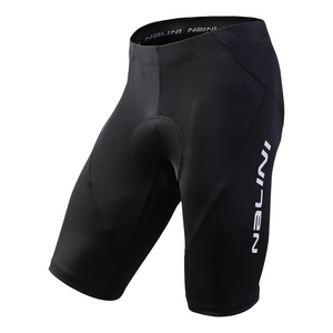 2019 Nalini Gruppo Cycling Shorts - Black