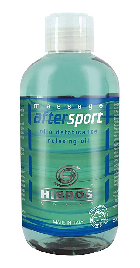 Hibros AfterSport Defatiguing OIL 200 ml