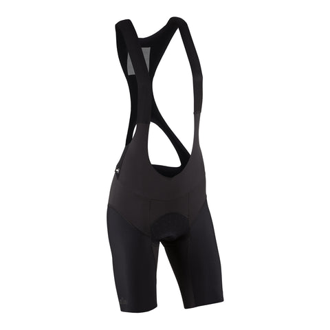 Nalini Women's Integra 1nt3gra Black Bib Shorts - 2017