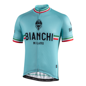 2021 Bianchi-Milano ISALLE SS Jersey - CELESTE
