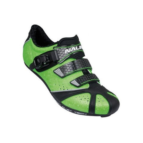 Nalini Kraken 2 Plus * Lime Green * Road Shoes