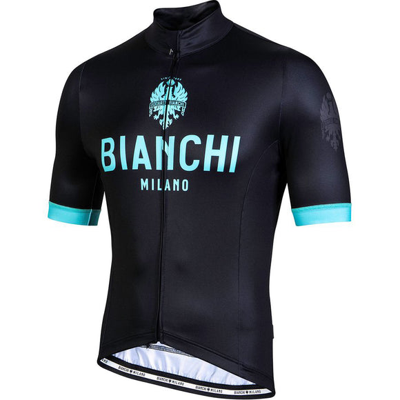 Bianchi-Milano Levane Thermal SS Jersey