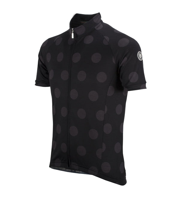 Nalini Mentore Wool Cycling Jersey in Black