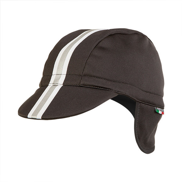 Nalini Giustino Winter Cycling Cap - Black