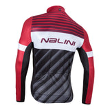 Nalini MIZAR Long Sleeve Jersey - Red - Sale