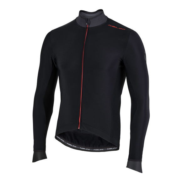 Nalini Pro Gara Long Sleeve Jersey Black 2019