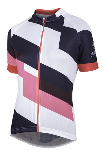 Nalini Women's Colore Striped SS Jersey - 2017
