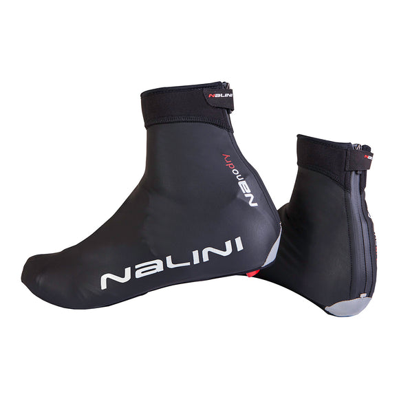 2020 Nalini Criterium Winter Shoe Covers - BLACK Shoecover