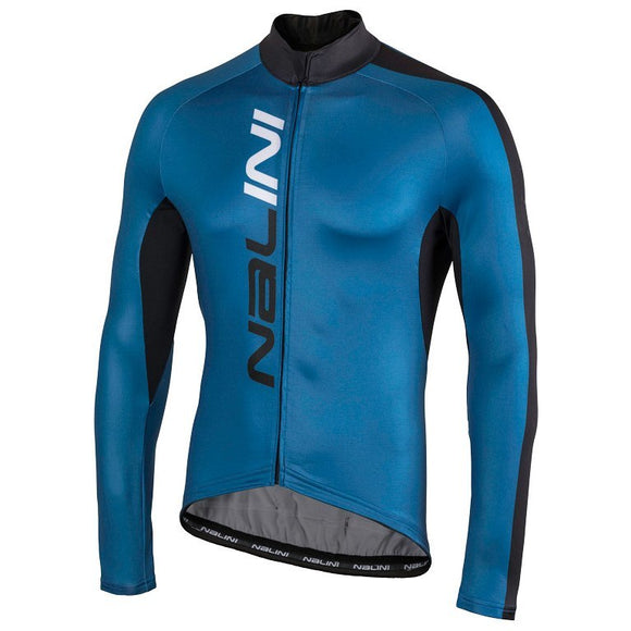 Nalini AHW LW Long Sleeve Jersey - Blue