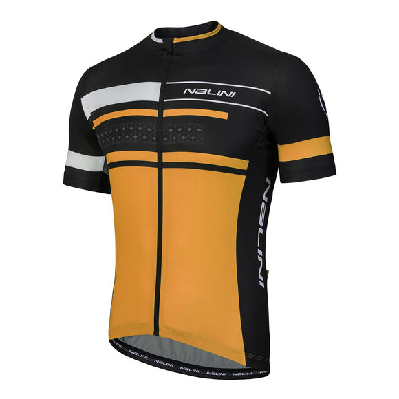 Nalini Vittoria AHS SS Jersey 2018 - Orange/Black