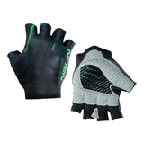 2020 Nalini FREESPORT Summer Cycling Gloves - Black/Neon