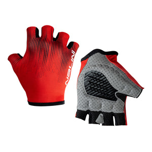 2020 Nalini FREESPORT Summer Cycling Gloves - Black/Red