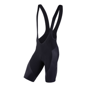 2019 Nalini Tourmalet 2.0 Black Cycling Bib Shorts