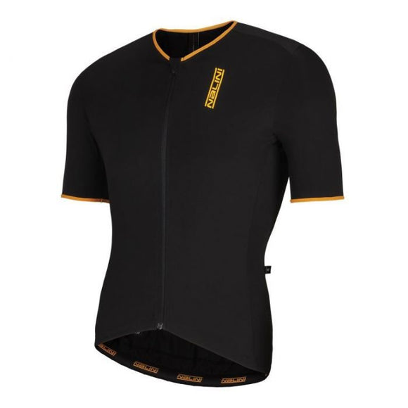 Nalini Xtornado SS Jersey (Black/Orange) - SALE