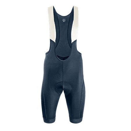 Nalini Athens Bib Shorts - Blue/White