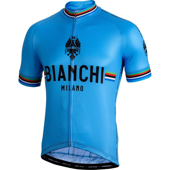 Bianchi-Milano New Pride BLUE SS Jersey 2019