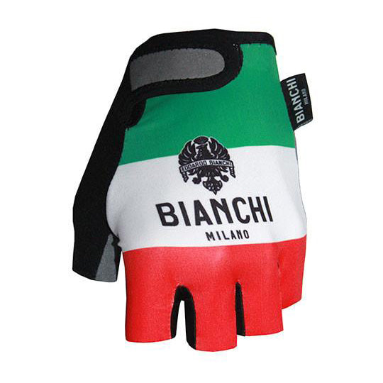Bianchi Milano Summer Italia  Cycling Gloves (Ter)