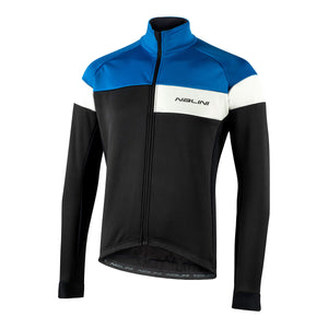 Nalini PISTA Warm Jacket 2021 - Blue/Black