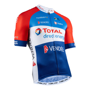 2020 TOTAL DIRECT ENERGIE Replica Jersey (FZ)