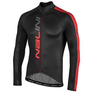 Nalini AHW LW Long Sleeve Jersey - Red