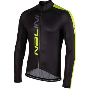 Nalini AHW LW Long Sleeve Jersey - Yellow