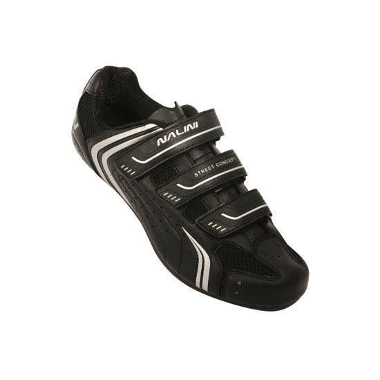 Nalini Mako Black Road Shoes