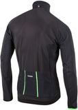 Nalini Nano Black Jacket (Lime) - SALE