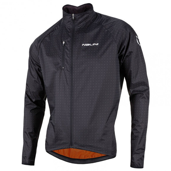 Nalini Bellatrix Windbreaker Jacket Reflective Black