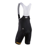 2017 Nalini New Mavone 2 Bib Shorts (Black/Orange)