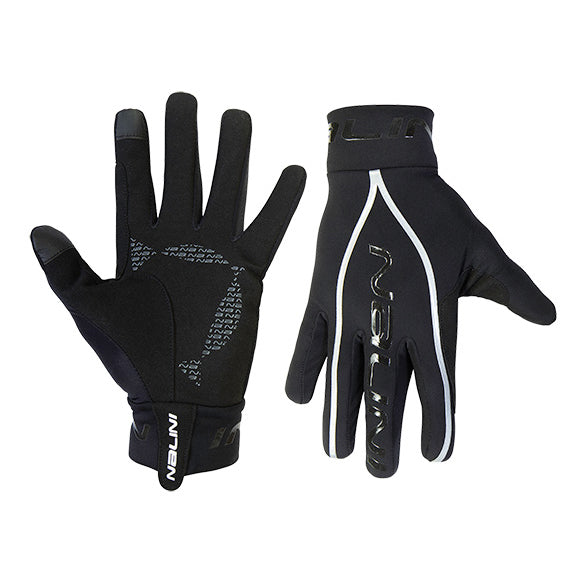 Nalini Mid Pure Full Finger Cycling Gloves (NEW DESIGN)