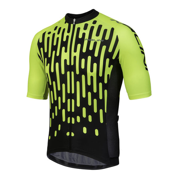Nalini Podio AHS SS Jersey 2018 - Black/Yellow