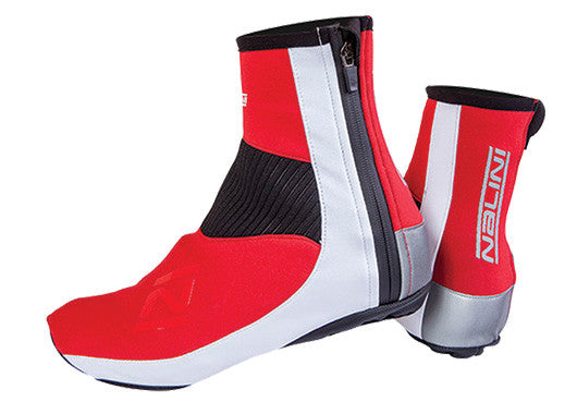 Nalini Gara Winter Shoe Covers - Red ShoeCover