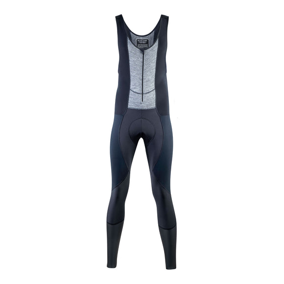 2020 Nalini X-Warm Black Thermal Bib Tights