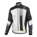 Nalini Ruota XWarm Winter Jacket - White/Lime