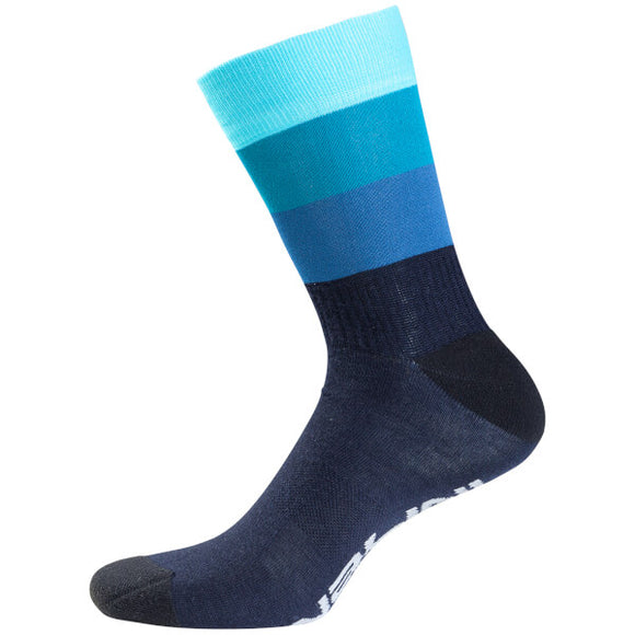 Nalini Sigma Wool Cycling Socks (BLUE)