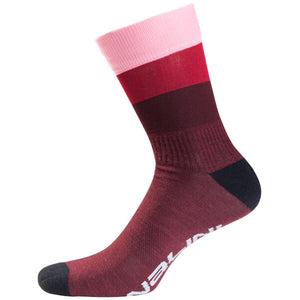 Nalini Sigma Wool Cycling Socks (RED)