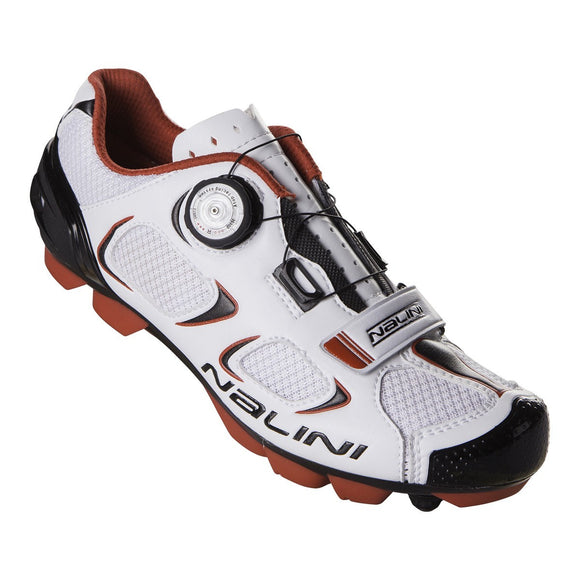 Nalini Snake White MTB Shoes