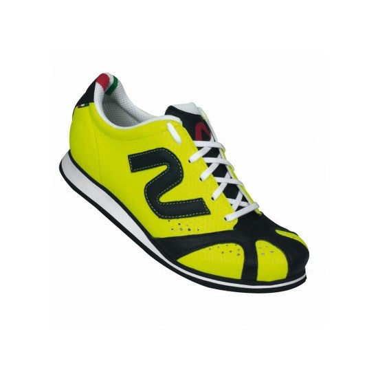 Nalini Spider Crab Casual Shoes - Yellow