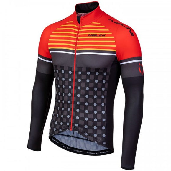 2020 Nalini TC 2.0 LS Jersey - Red