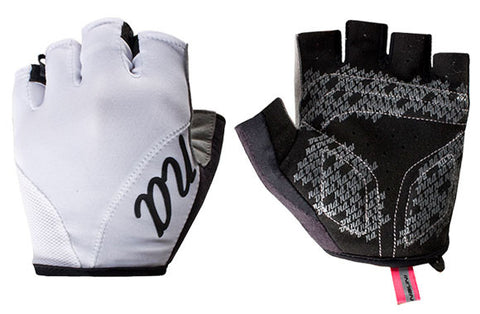Nalini Women S White Summer Cycling Gloves Nalini Usa