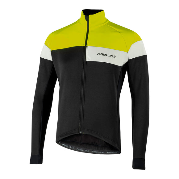 Nalini BOW Pista Winter Jacket Yellow