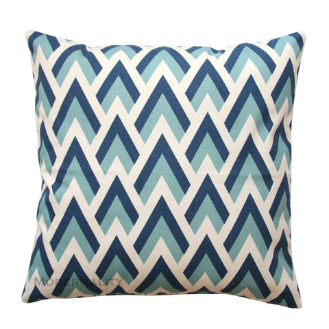 Zapp Felix Blue Decorative Pillow - Modernality Home Decor