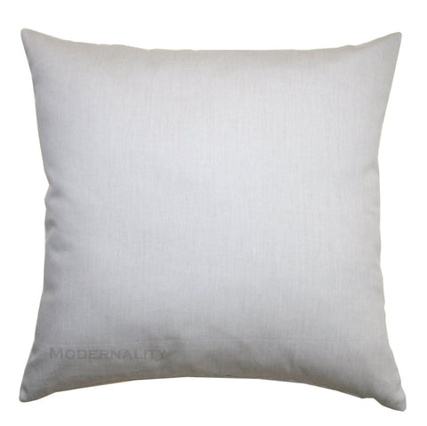 Dyed Solid Storm Grey Throw Pillow - Modernality Home Decor