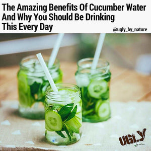 The Amazing Benefits Of Cucumber Water And Why You Should Be Drinking This Every Day